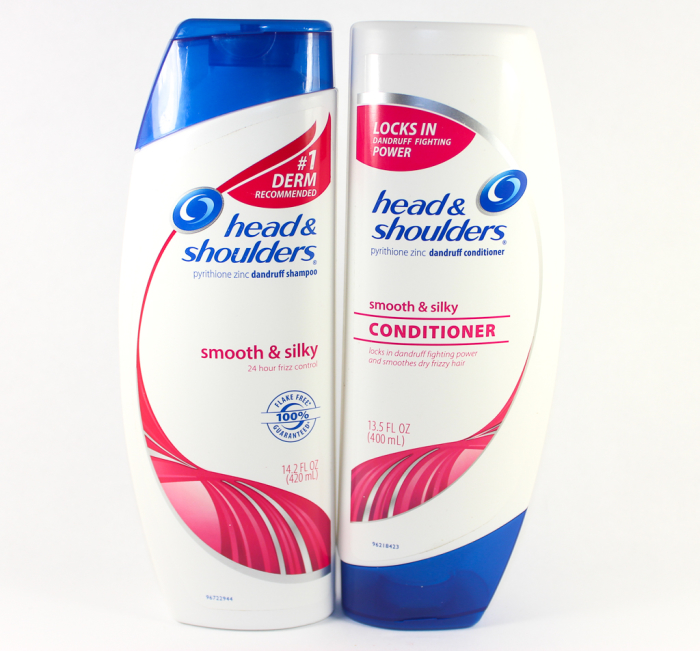 head and shoulders bottle