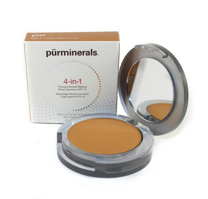 pur minerals 4-in-1 pressed foundation