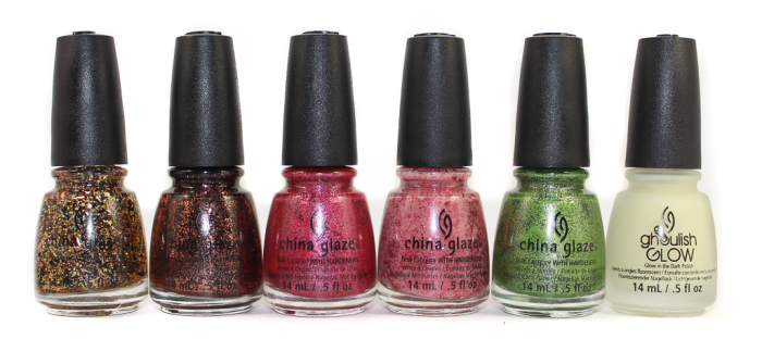 china glaze apocalypse of color collection