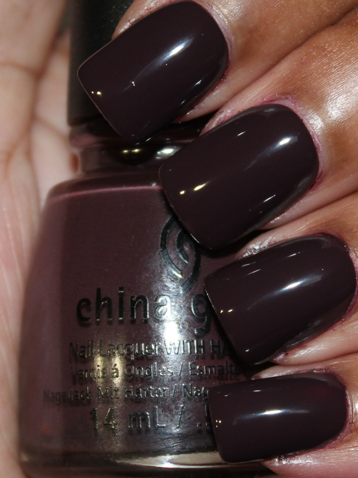 china glaze what are you a-freight of