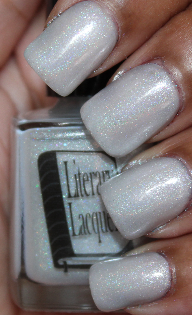 literary lacquers tesseract