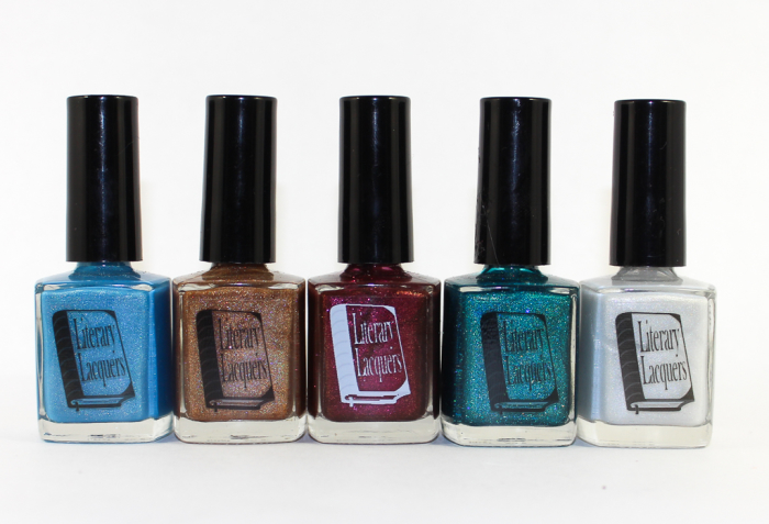 literary lacquers