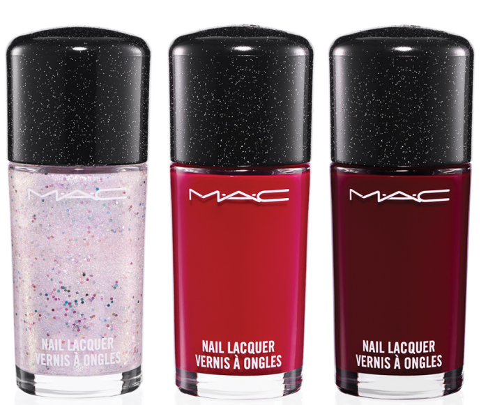 mac heirloom mix NAIL LACQUER