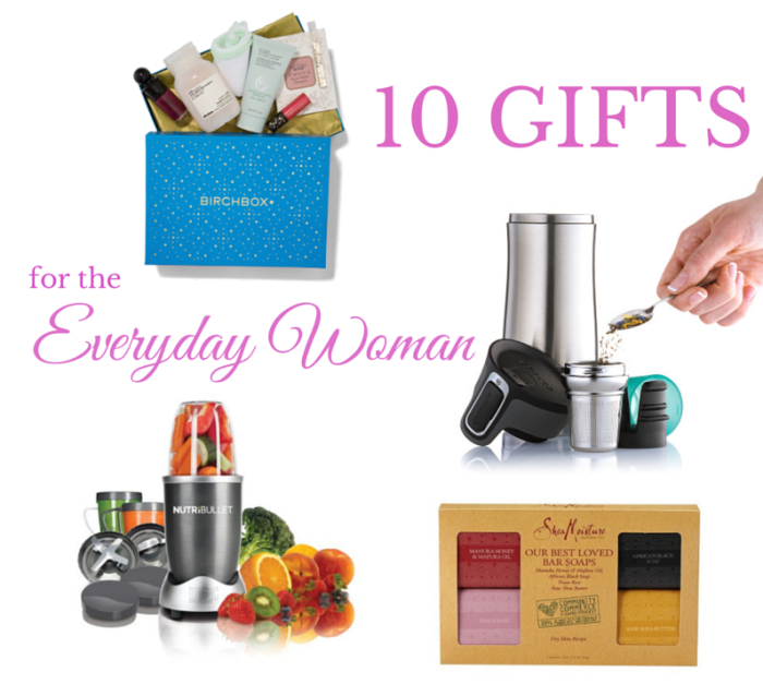 10 gifts everyday woman