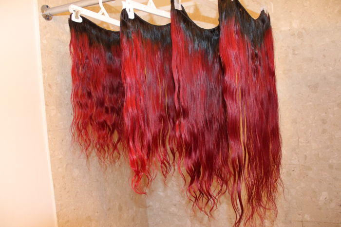 How To Dye Your Hair Red Without Bleaching