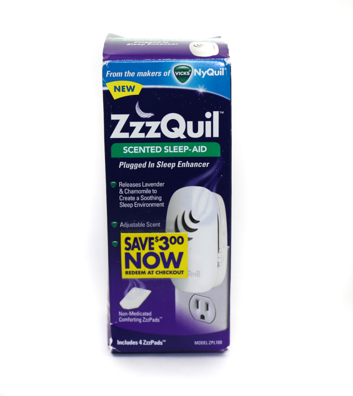 ZzzQuil Plug-in Scented Sleep Aid