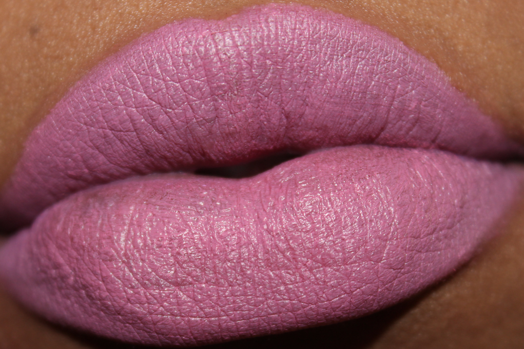 milani matte blissful lipstick