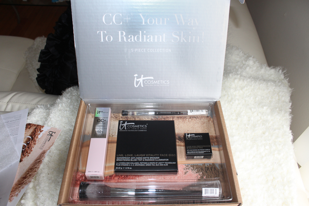 it cosmetics cc your way to radiant skin