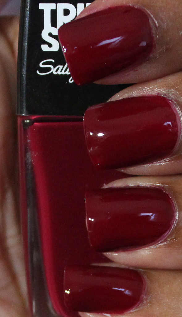 sally hansen redflection