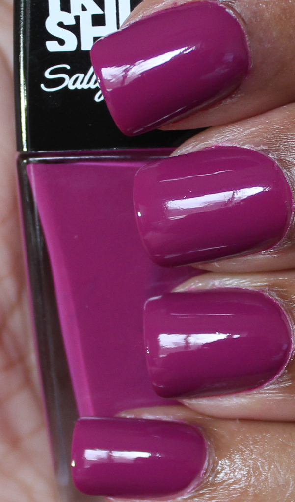 sally hansen water lilly