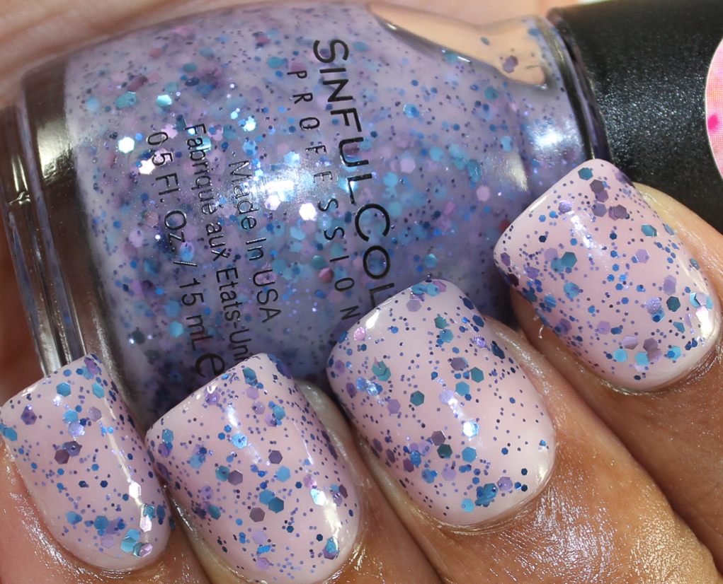 sinfulcolors petal be the day-2