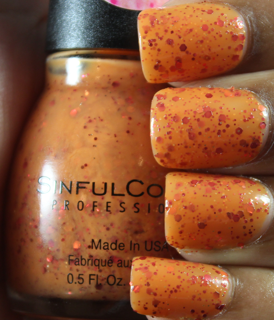 sinfulcolors standing bloom only