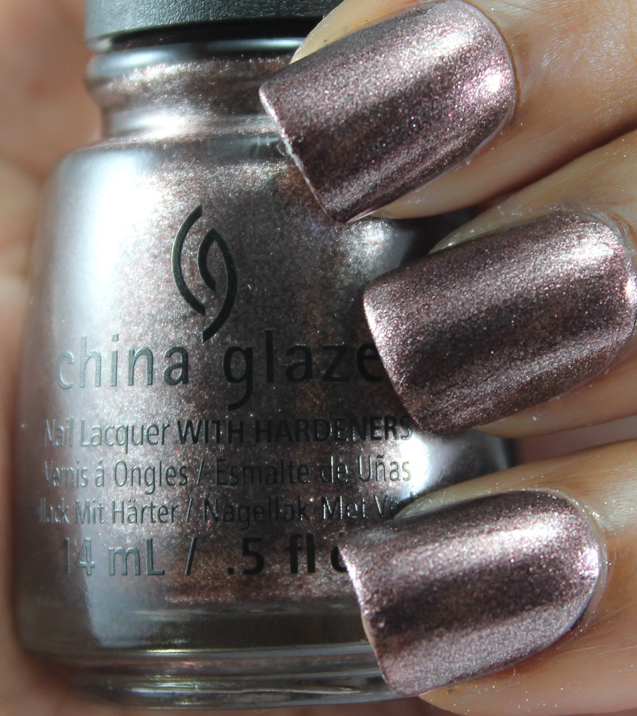 china glaze Wood You Wanna