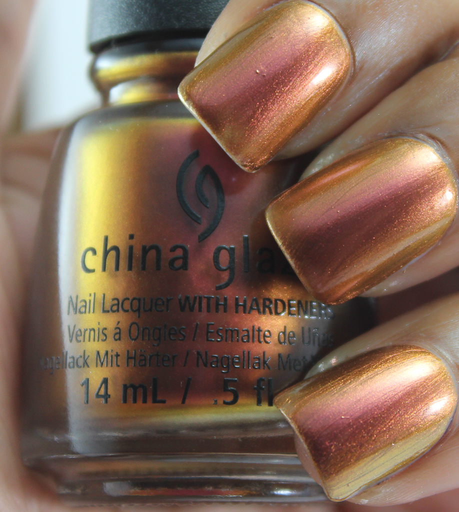 china glaze Cabin Fever