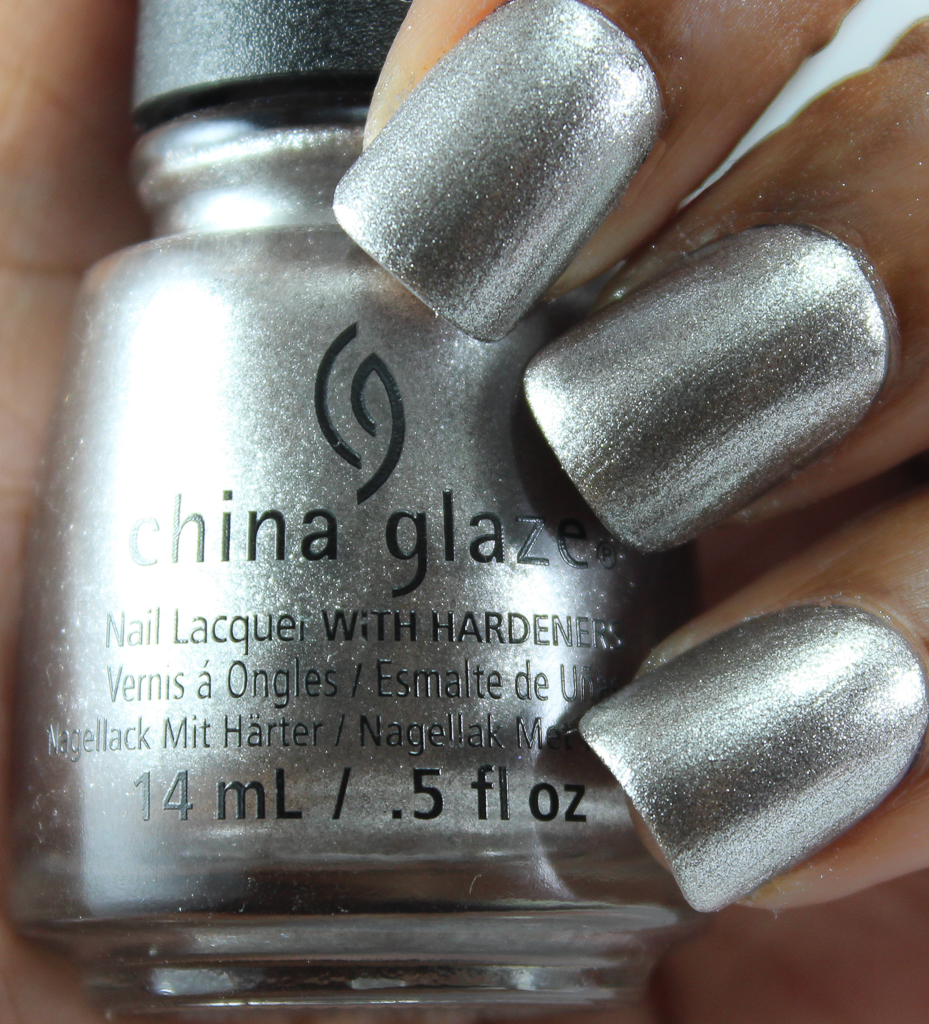china glaze Check Out the Silver Fox