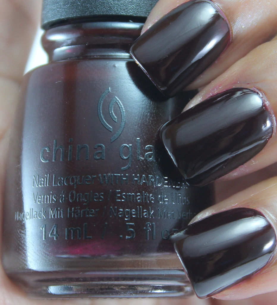 china glaze Free Bear Hugs