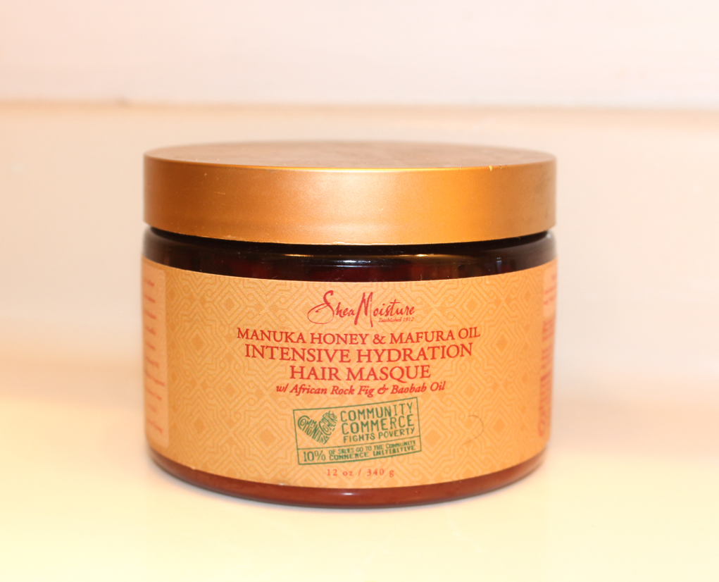 Shea Moisture Manuka Honey & Mafura Oil MASQUE