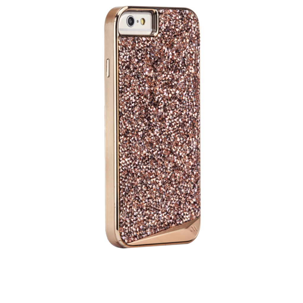 casemate BRILLIANCE CASE rose gold
