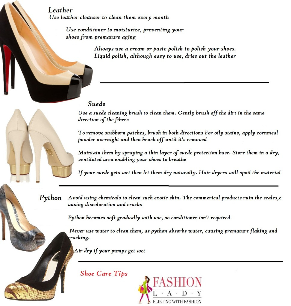 womens-shoe-care-tips