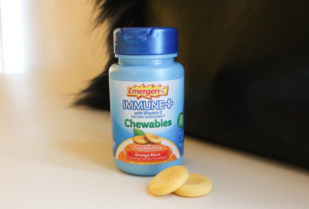 Emergen C Immune Chewables