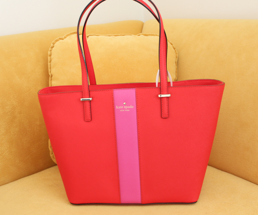 Kate Spade New York Striped Harmony Tote