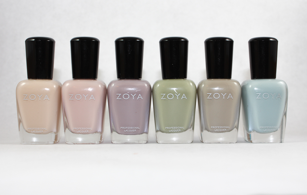 zoya whisper collection