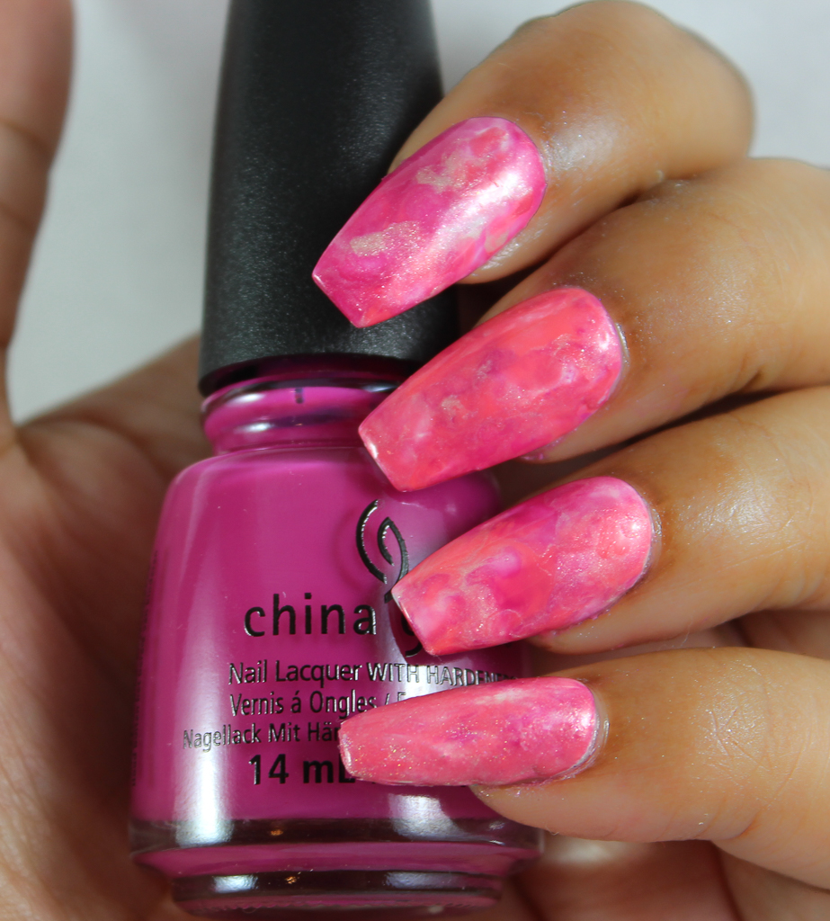 china glaze about layin out in the near fuchsia zoya sue