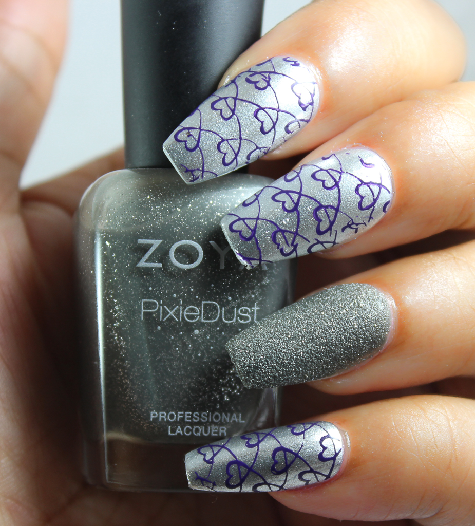 zoya london essie apres chic