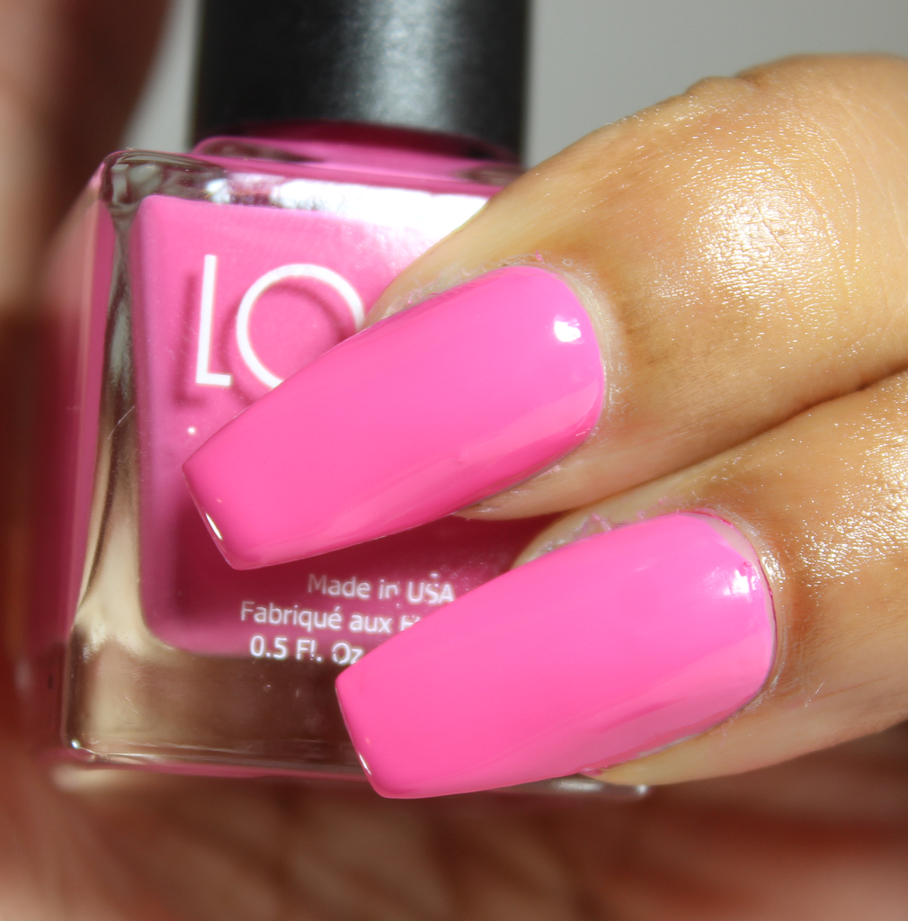 look nail color Carnation