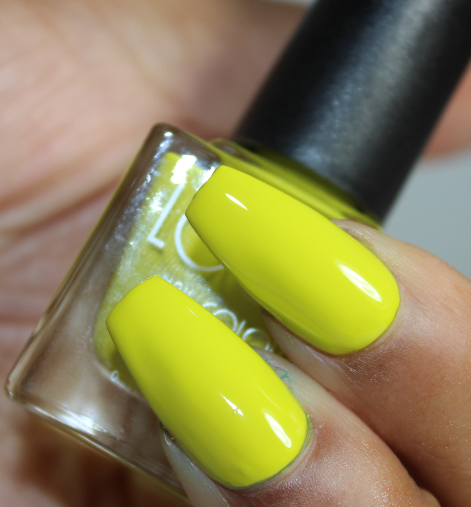 look nail color Pistachio-2