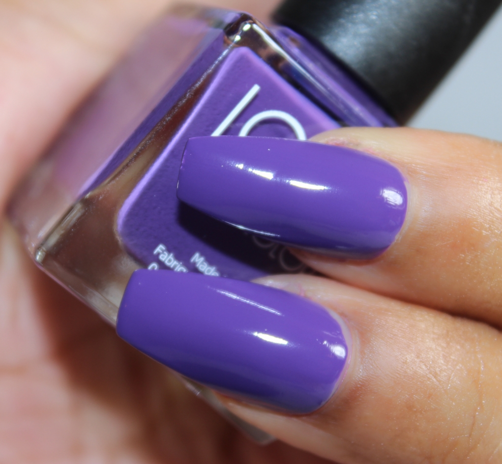 look nail color lavender-2