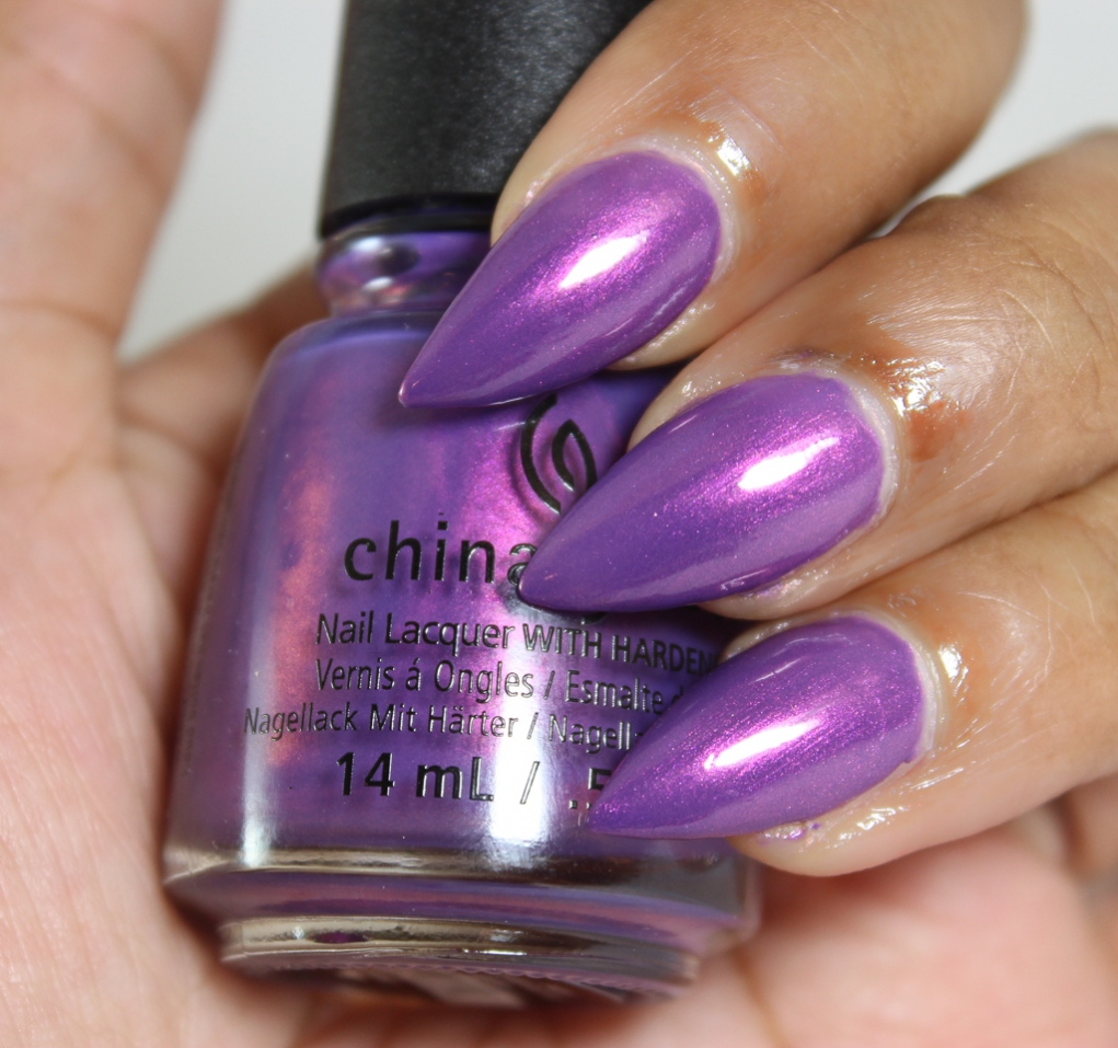 China glaze seas and greetings swatches beauty in the geek seas and greetings m4hsunfo